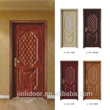 Melamine moulded deep pressing composite door JL-S001