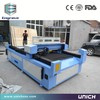 Hot sale New model 2D 1300x2500mm laser engraving machines on metaling