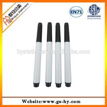 Easy erase promotion whiteboard marker without brush