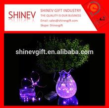 Hot Sale Flashing Decorative Led String Lights Power Supply