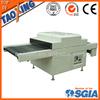 t-shirt ir tunnel dryer machine manual screen printing flash dryer