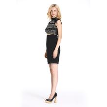 Beautiful Lady Clothing Cheap Sexy Knee-length Dress