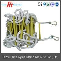 nylon rope ladder