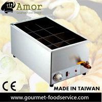 Restaurant Kitchen Commercial Oden Machine Tempura Cooking Machine