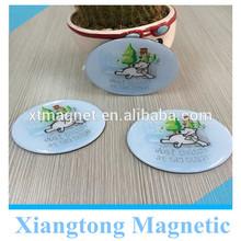 Custom Design Polar Bear Epoxy Fridge Magnet /Clear Epoxy Resin Fridge Magnet / Cheap Custom Fridge Magnets