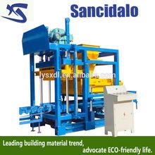 Professional Manufacturer QT4-25 Brick Making Machine for construction