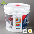 13 litros cubos de plástico con pico vertedor