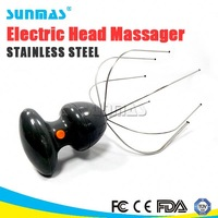 2014 new product spider automatic vibrating electric head massager