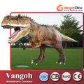 Vgds- 49- adulto caminando traje de dinosaurio para parque jurásico
