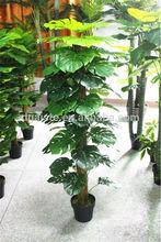 Artificial 0.5m~4m palm tree [BS/08-30/413](PU/ficus/pot/vivid/,plastic cloth leaves / Este)