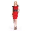 Wholesale Women Garment Sexy Red Designer Dress