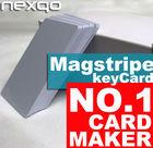 Best sales VIP Magnetic stripe card in PVC/ABS/PET/PS/Paper