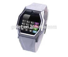 Bluetooth wrist watch cheap touch screen watch phone watch phones china goods