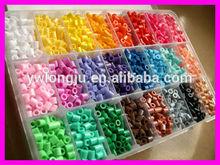 Bucket Kit 6000 Hama Perler Beads Fun Fusion Beads Charm Bracklet Keychains Brand New Kids Arts