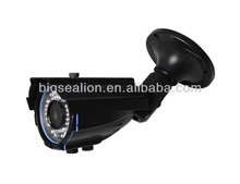 CMOS 1000tvl IR Cam 3.6mm Cctv Lens HD Video Cctv Camera Bullet Model