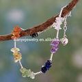 elegante braccialetto rosario per le ragazze
