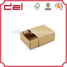kraft paper box slide open box