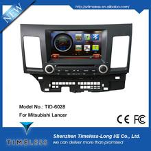 2 DIN Auto car radio for Mitsubishi Lancer