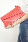 elegant PU ladies clutch bag evening bag