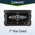 Vente en gros alibaba 7'' pouces. chinois. audio de voiture, audio de voiture pour kia rio kia ceed avec touches multifonctions