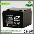 seco de la célula de plomo ácido de la batería de fabricación de equipos 12v 28ah