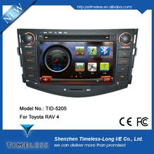 2 DIN Auto car radio for Toyota RAV 4 - new software