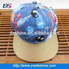 wholesale fashion small size children snapback hat MZ1251