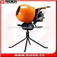 140L 37Gallon 1800W 2.4HP portable concrete mixer with plastic drum,concrete mixer drum