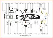 ATV suspension parts aluminum A arm swing arm for UTV parts in China
