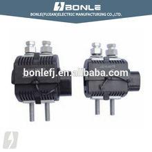 Insulation puncture clamp