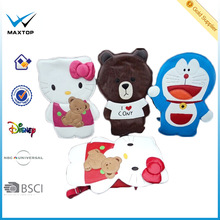 PU leather cartoon school bag 3D backpack child