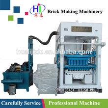 QT4-15 automatic brick molding machine / hollow machine block concrete