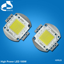 High power 100w 6500K LED for LED replacement 500w halogen
