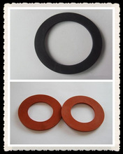 2mm thickness Elastomer rubber gasket