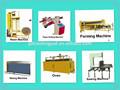 중국 제조 냉각 패드 생산 라인 전체 프로세스를