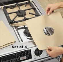 As seen on tv non-stick teflon fiberglass oven sheet made in China