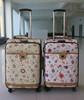travel trolley luggage bag/ travel luggage big wheels/ blue sky travel luggage bag