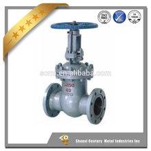 Z41X-10/16Q Rising Soft sealing Gate valve/stem gate valve
