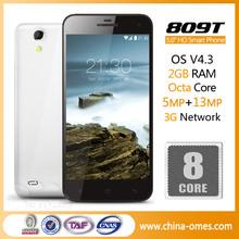 MT6592 13mp Camera octa core ultra slim smartphone android dual sim