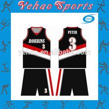 high school basketball uniforms
