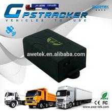 easy install gps tracker with U-blox chip GPRS GSM network remote cutoff engine monitor gps sms gprs tracker mini waterproof gp