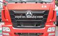 Sinotruk hohan 4x2 egr euro ii 371hp motore primo/camion del trattore