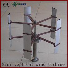 Molino de viento tipo 50w 1m/sinicio- hasta el viento molino de viento de la turbina