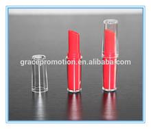 2014 novel design transparent lip balm containers for sale lip balm01