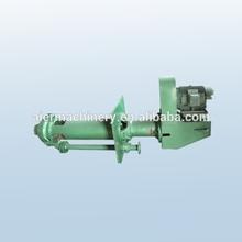 Vertical high chrome slurry pump
