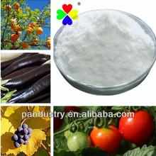 Plant growth regulator 4-CPA promote fruit set Salak