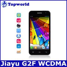 Original Android MTK6582 Quad Core 1GB RAM +4GB ROM 1280x720 Pixels color display JIAYU G2F android phone