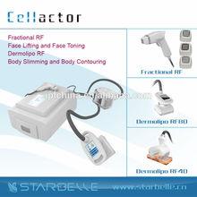 Latest RF vacuum roller anti cellulite massage device