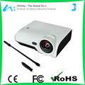 Hivista corto- throwdlp 3d de tiro corto en el aula proyector proyector de la electrónica
