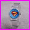 JC0137 Fashion Popular transparent Cool superman watch